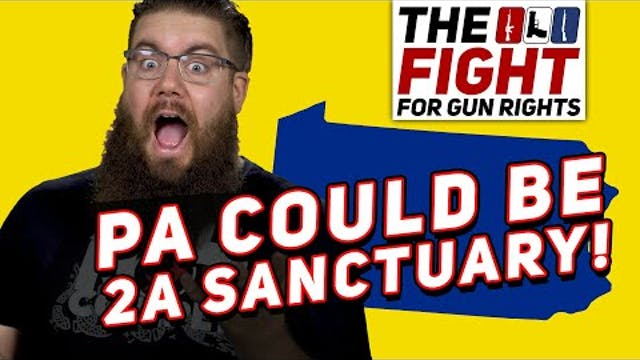 Is PA Another 2A Sanctuary State  Fig...