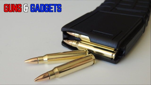 Keep Americans Safe Act Submitted (Magazine Ban)