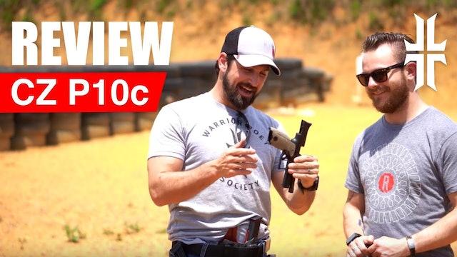 CZ P10c   Gun Review