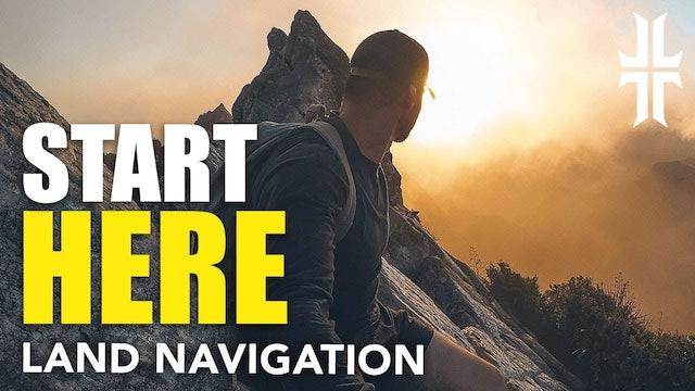 Intro to Land Navigation TOOLS