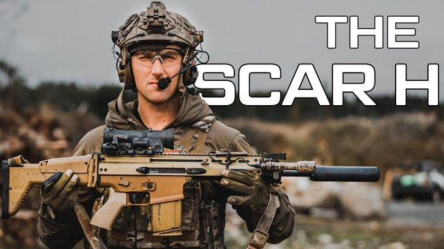Does the US Military hate the SCAR H