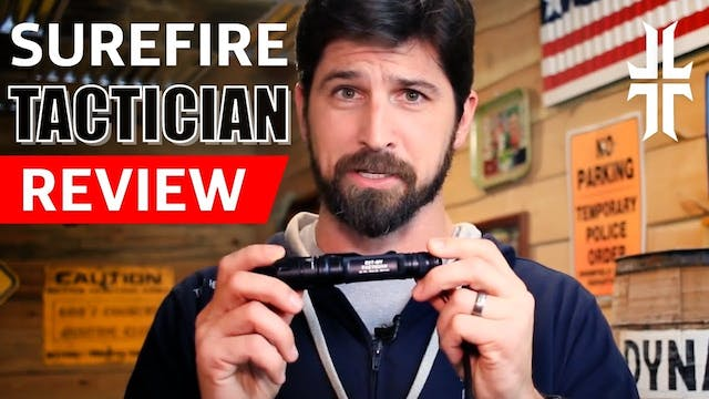 NEW Surefire 'Tactician' Review