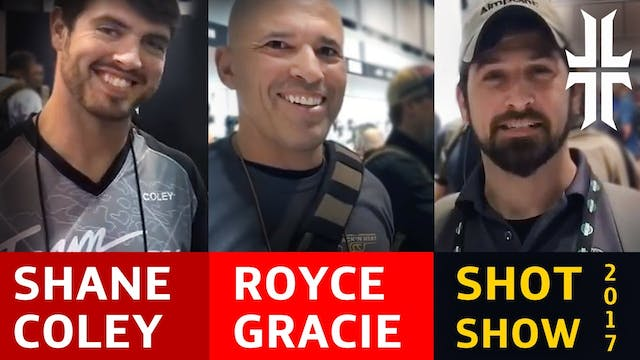 Royce Gracie, Shane Coley, & John Lov...