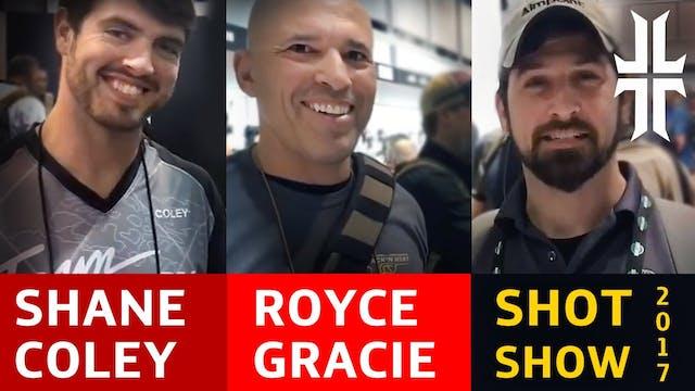 Royce Gracie, Shane Coley, & John Lov...