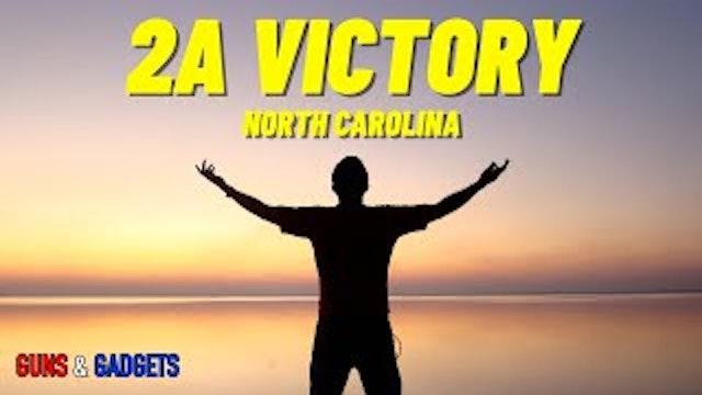 Victory Against Covid 2A Shutdown in North Carolina
