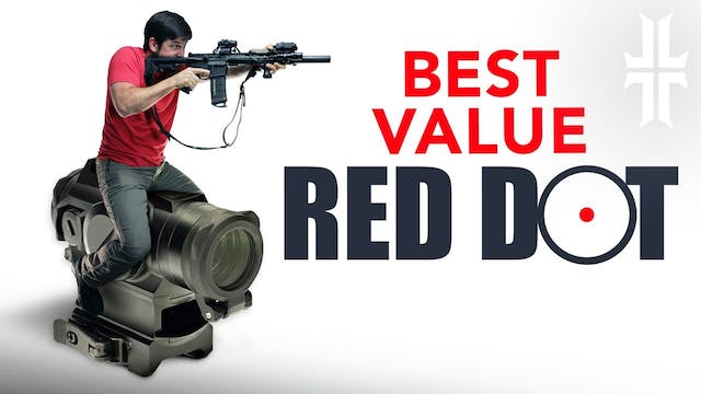 Holosun Red Dot Review   The BEST 'Ba...