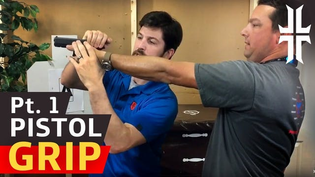 How to Grip a Pistol | Part 1