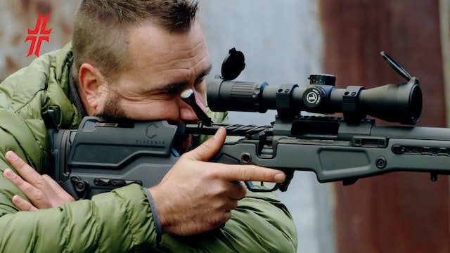 Setting up your Rifle