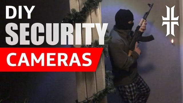 DIY for Cheap Security Cameras