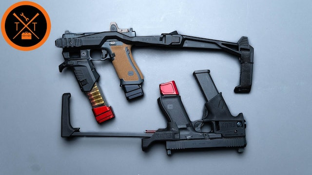 Ultimate Glock Carbine You Didn't Know About...