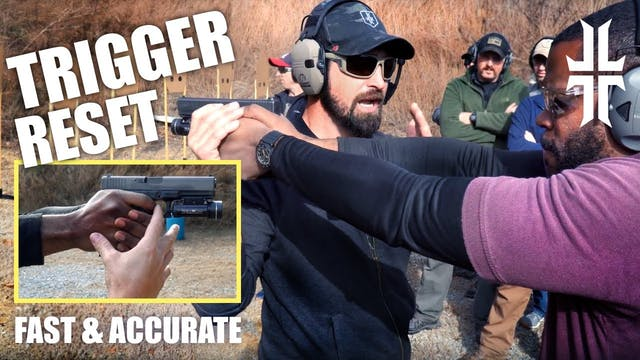How the Pros Reset their Triggers | C...