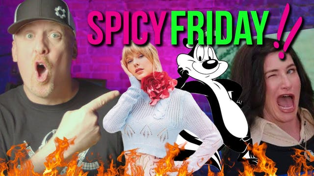 SHAKE IT OFF! It's SPICY FRIDAY!