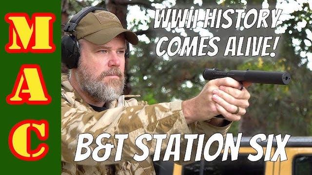 New B&T StationSix pistol - Modern We...