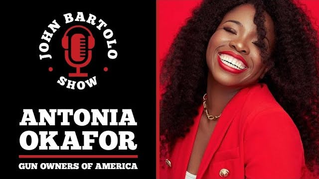 Antonia Okafor - Gun Owners of America