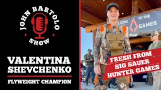 Valentina Shevchenko - UFC Champion