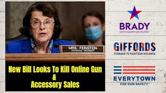 Anti-Gun Groups Back Bill To Kill Onl...