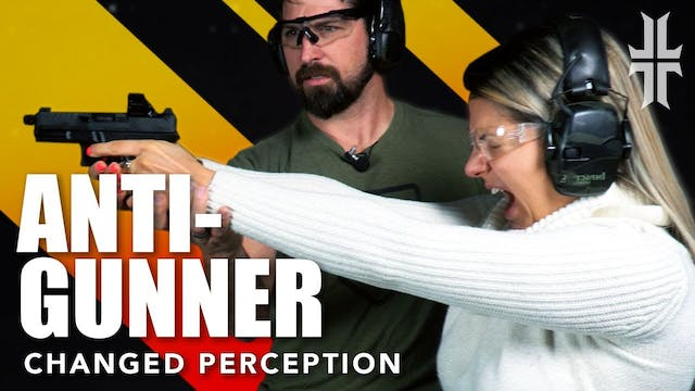 NEW | ANTI-GUNNER Debate & Range Fun!