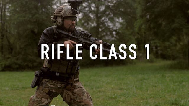 Chapter 1 | Intro to Rifle - Part 2