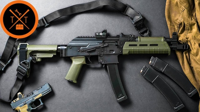 Most INSANE AK Pistol…. You Didn_t Know You Needed…