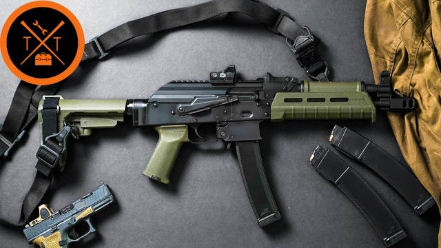 Most INSANE AK Pistol…. You Didn_t Kn...