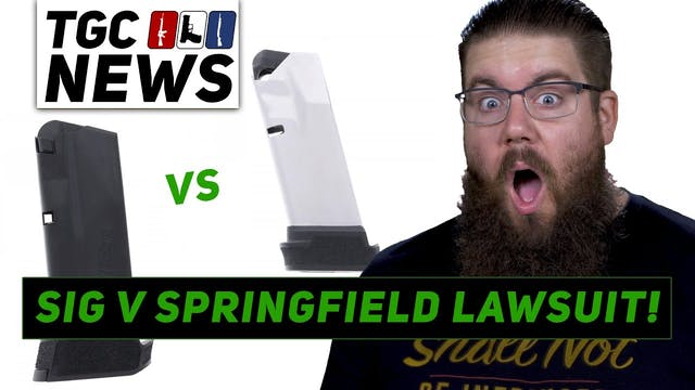Sig Sues Springfield Founding Fathers...