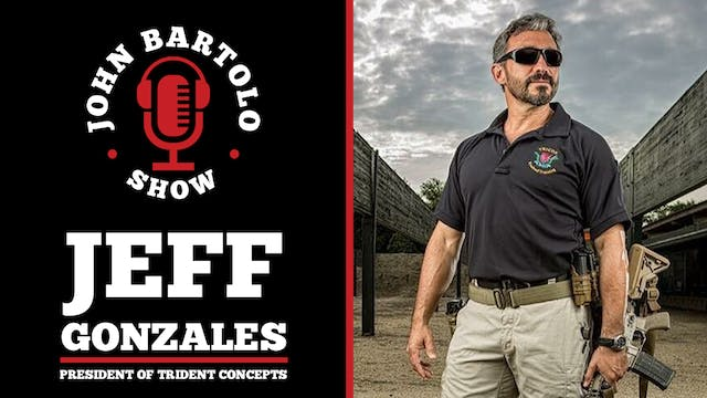 Jeff Gonzalez - Navy Seal and Instructor