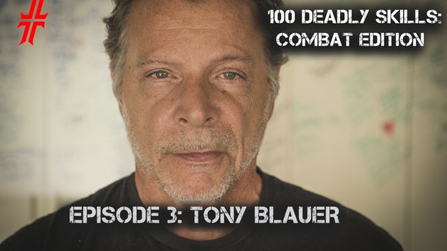 Episode 3: Tony Blauer