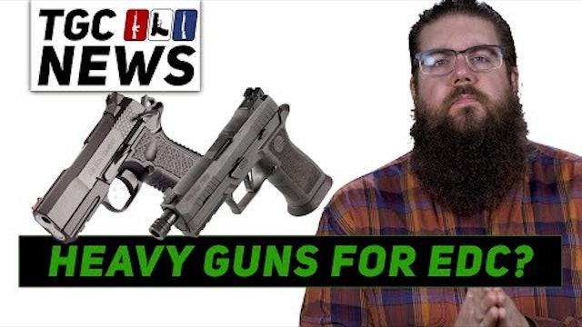 Sig XCarry Legion Wilson SFX9 Beretta A300 Ultima and MORE GUN NEWS