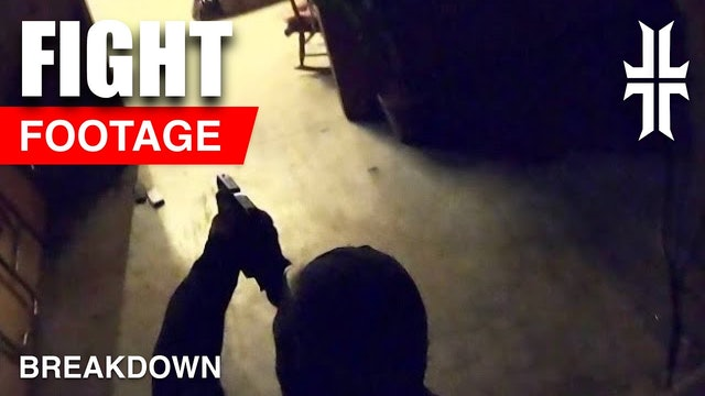 Gun Fight Footage + Instructor Commentary