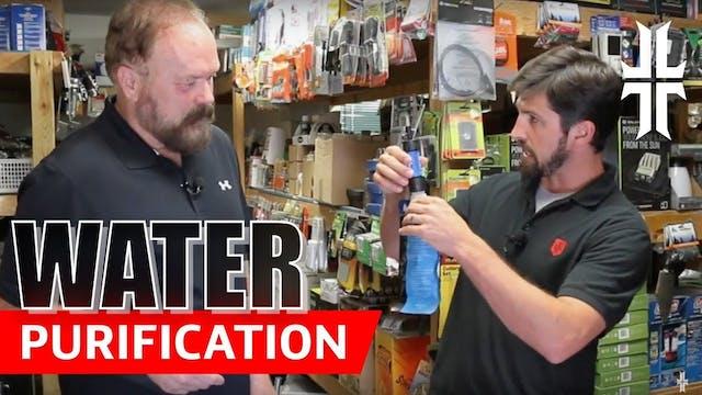 Emergency Preparedness - Purify Water