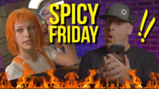 MULTIPASS  ITS SPICY FRIDAY!!