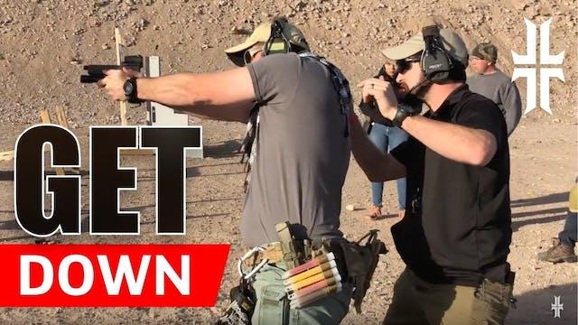 Range Buddy Drill for Barricades