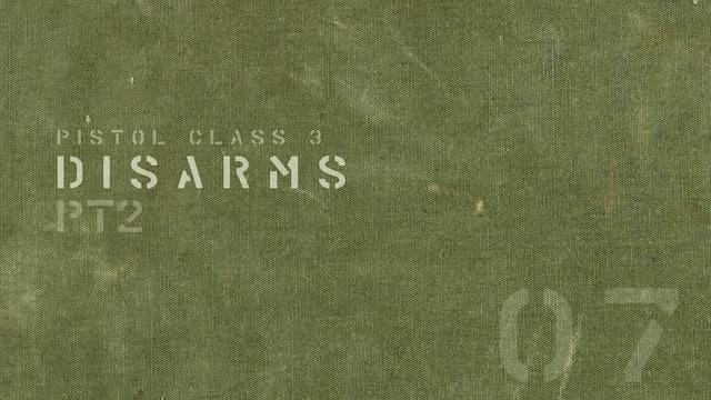 Disarms (Part 2)