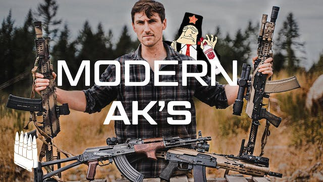We modernized some AKs and they are a...