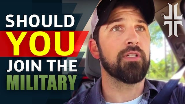 Should You Join The Military?