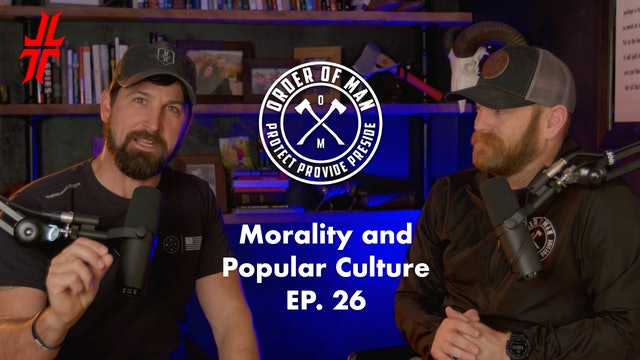 Morality and Pupular Culture