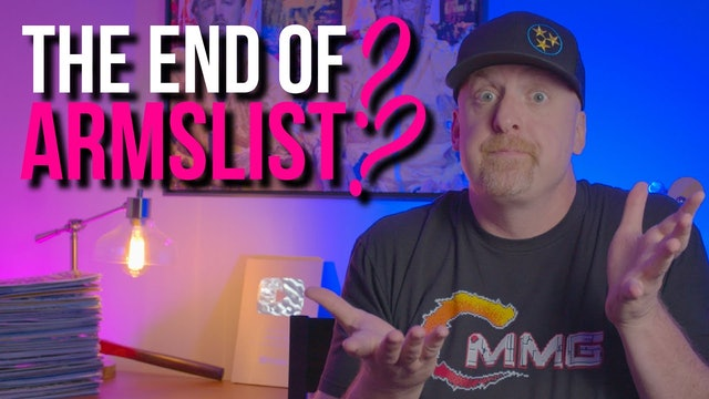 The End of ARMSLIST__ + MORE
