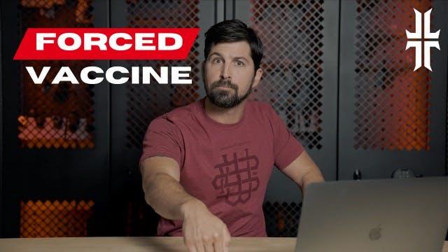 John Talks Forced Vaccinations