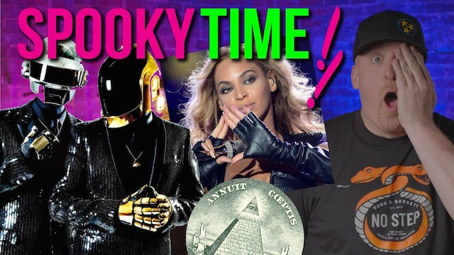 SPOOKY TIME! Daft Punk Epilogue, The ...