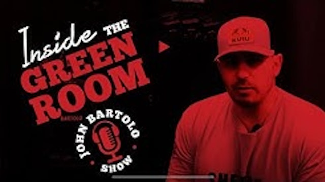 Inside The Green Room - NRA fallout_