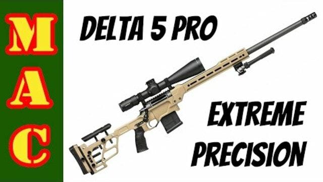 Daniel Defense Delta 5 Pro in 65 Creedmoor