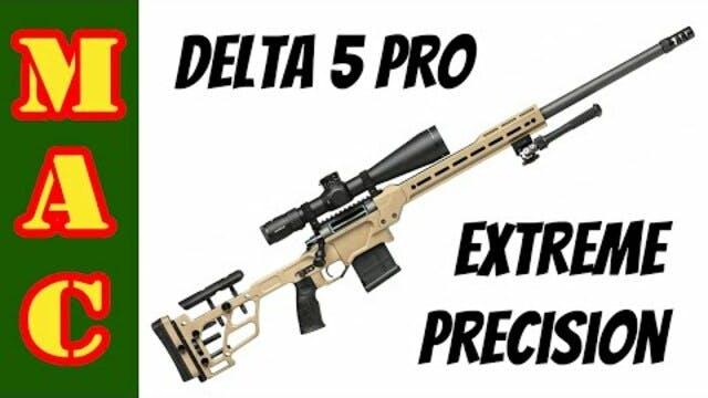 Daniel Defense Delta 5 Pro in 65 Cree...