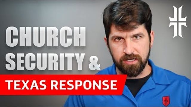 Church Security Tips & Response to Su...