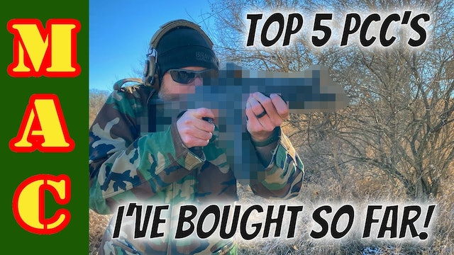 Top 5 best PCC's I've purchased!