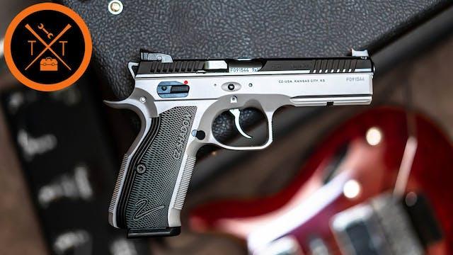 "My New Everyday Carry Gun...""Truffle ..."