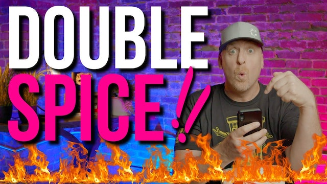 SO HUGE!! IT'S DOUBLE SPICY FRIDAY!!