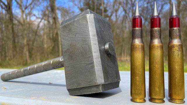 50 Cal SLAP vs Thor's Hammer ⚡