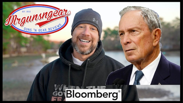 Bloomberg Is Coming After Me & Social Media Influencers