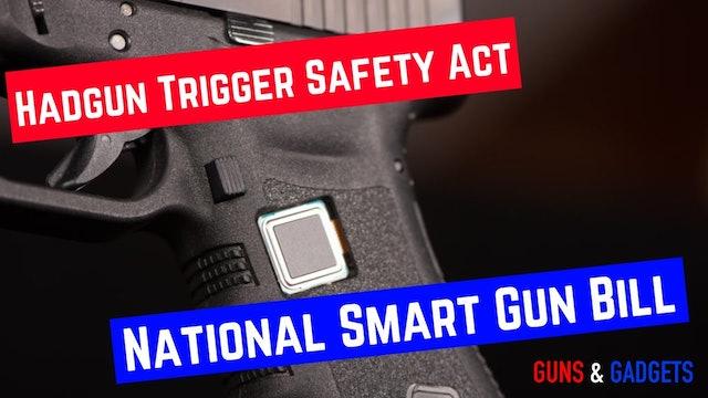 HR1008 Handgun Trigger Safety Act (Legislates Out Non-Smart Guns)