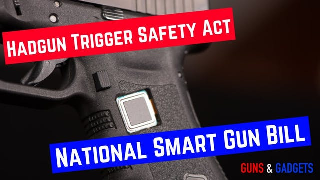 HR1008 Handgun Trigger Safety Act (Le...